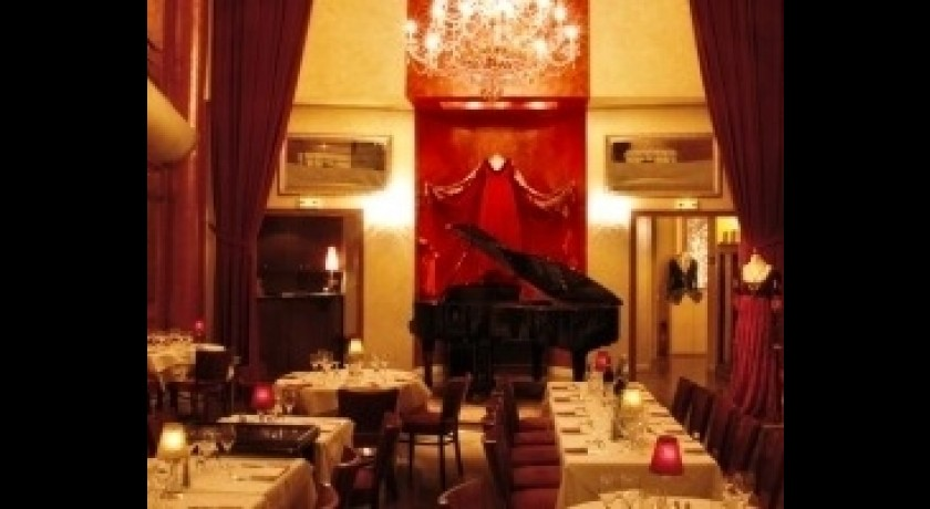 Restaurant le bel canto neuilly neuilly sur seine for Le jardin restaurant neuilly