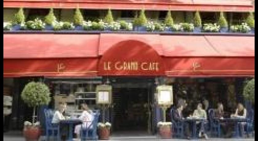 Restaurant Le Grand Café Capucines Paris