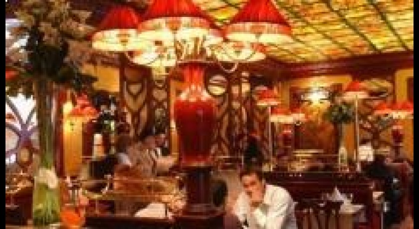 Restaurant Le Grand Café Capucines Paris