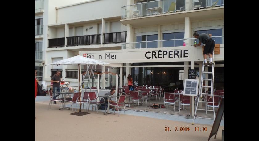 restaurant pignon sur mer jean de monts restaurant jean de monts