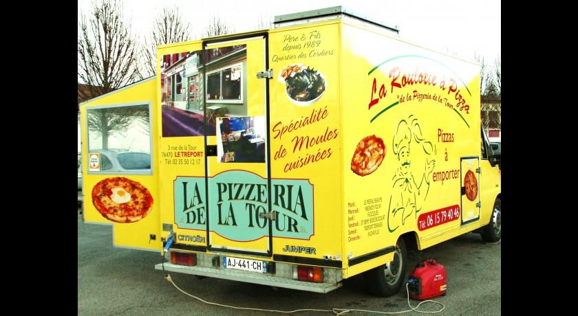 Pizzeria LA ROULOTTE A PIZZA Eu