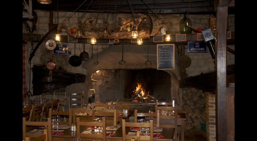 Restaurant la forge d 39 yvetot yvetot bocage for Cuisine yvetot