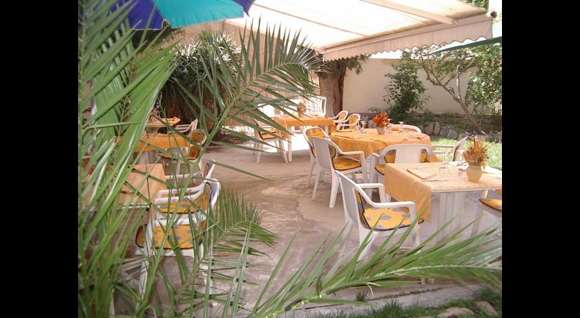 restaurant au jardin de tienou pierrelatte