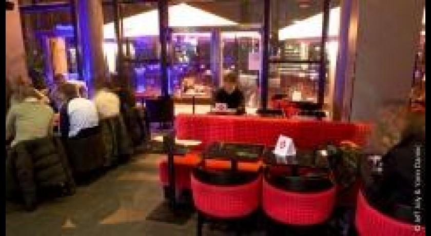 Cafe bleu t bois colombes