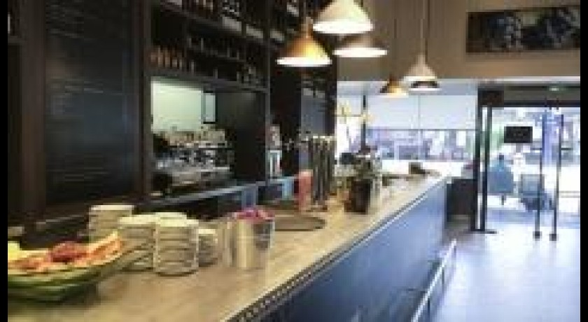 Restaurant fran ais le grand comptoir grenoble grenoble - Restaurant le garage grenoble ...