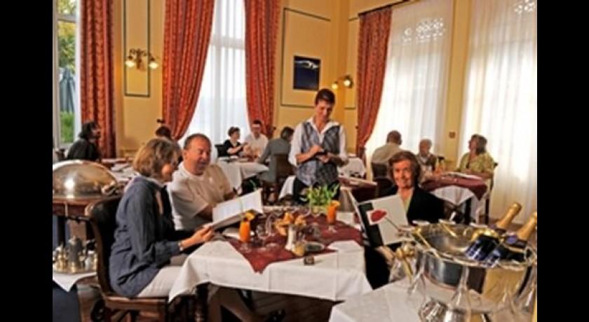 Restaurant H U00f4tel Restaurant Le Trianon Evaux