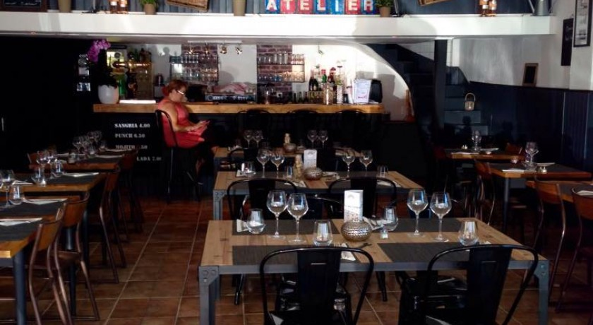 Restaurant L'atelier Royan Royan