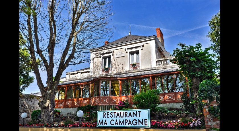 restaurant Restaurant Ma Campagne Angers Angers