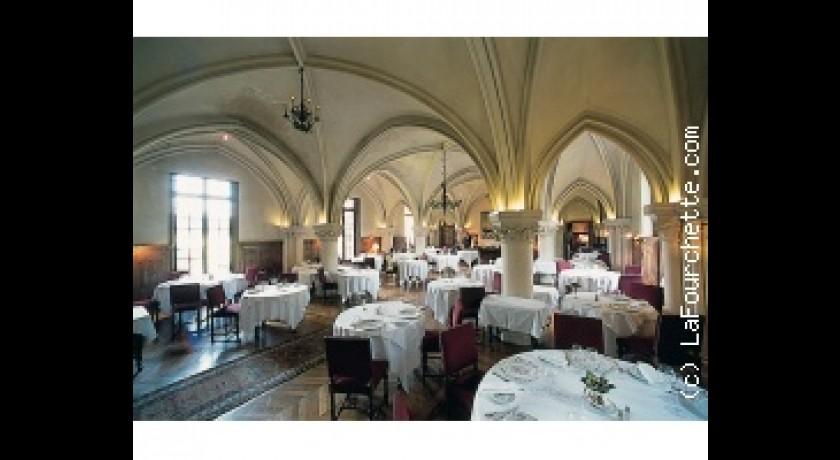 Restaurant La Table Du Prieur Cernay La Ville