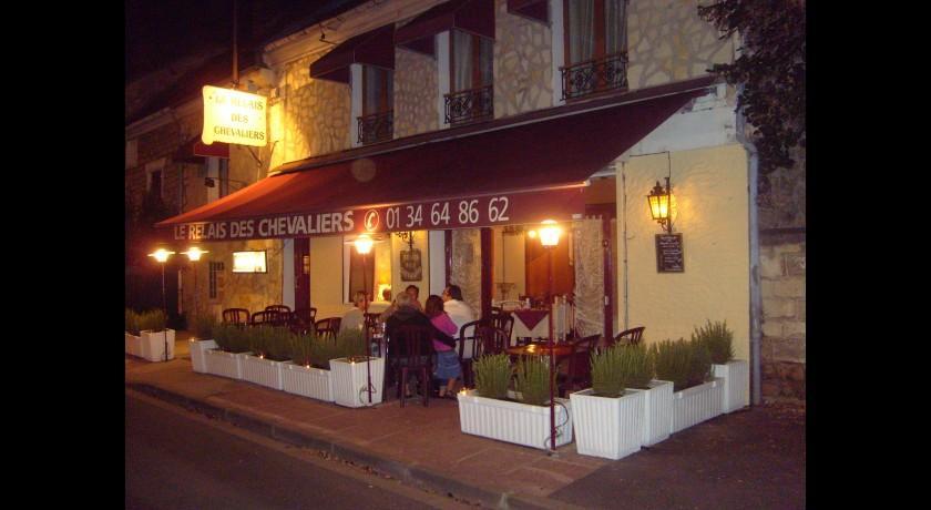 photo restaurant relais des chevaliers mery sur oise