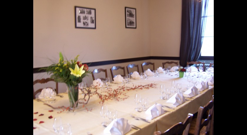 Restaurant Auberge Du Val De Loire La Chapelle Basse Mer