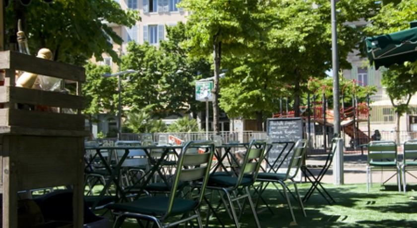 Restaurant le jardin d 39 c t marseille - Restaurant le jardin marseille ...
