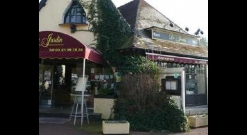 Restaurant Le Jardin Le Touquet Carte
