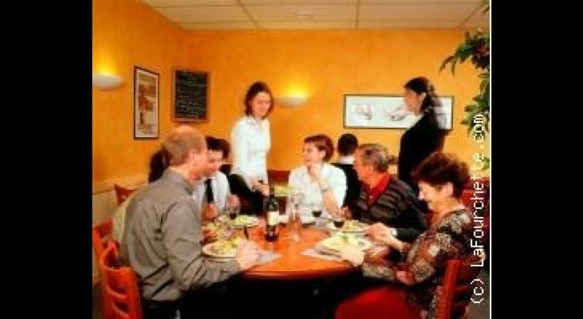 Restaurant Haluchere Nantes