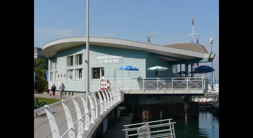 Restaurant le club de voile thonon les bains - Restaurant port de thonon ...