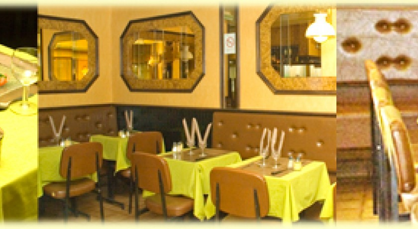 Restaurant Le Week End Aubergenville