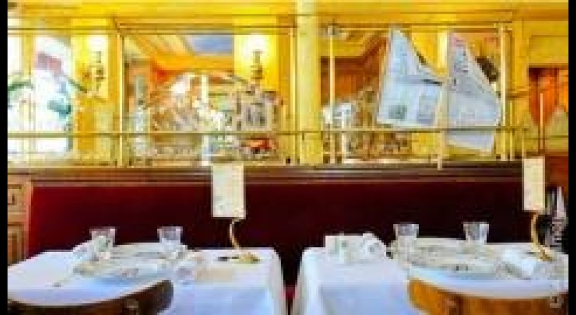 restaurant Benoit Paris