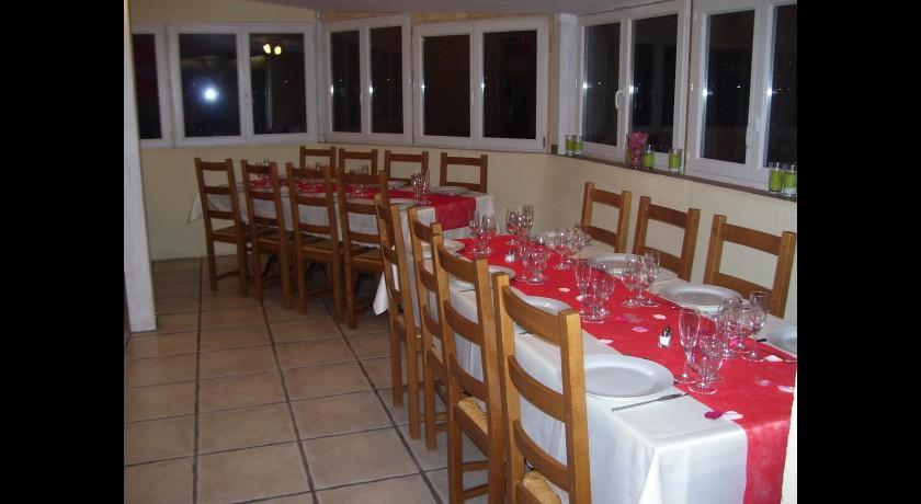 Restaurant restaurant l 39 etage martigues for Restaurant le miroir martigues