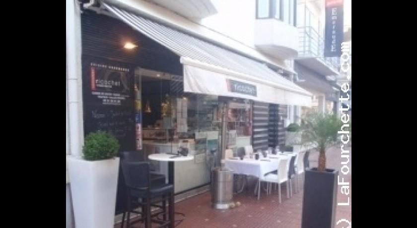 Restaurant le ricochet le touquet paris plage restaurant for Restaurant le jardin touquet
