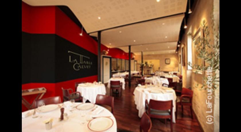 Restaurant La Table Calvet Bordeaux Restaurant Bordeaux