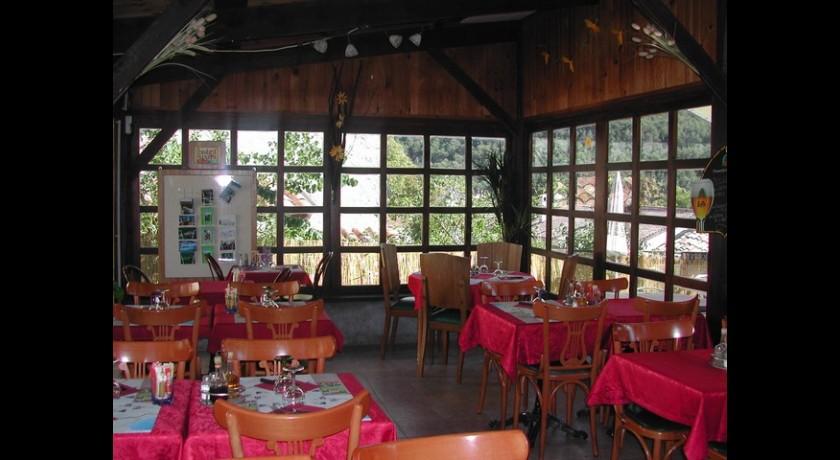 Restaurant Le Brouis La Martre restaurant La Martre