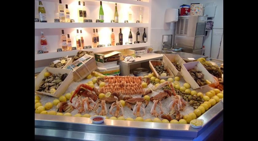 Restaurant de poisson et fruits de mer cot mer for Restaurant poisson salon de provence