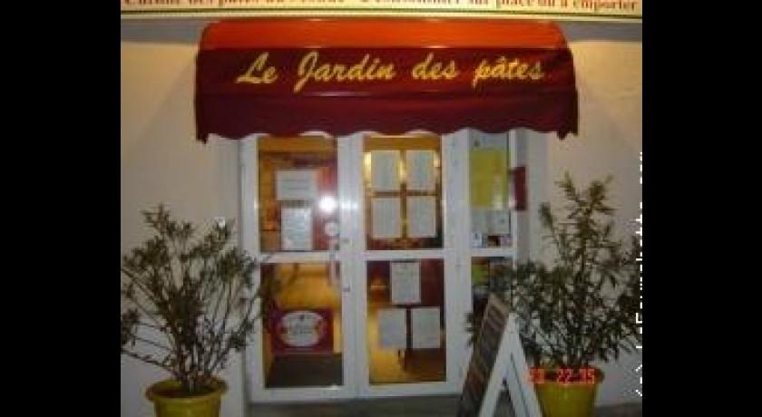 Restaurant le jardin des p tes montpellier restaurant for Le jardin restaurant montpellier