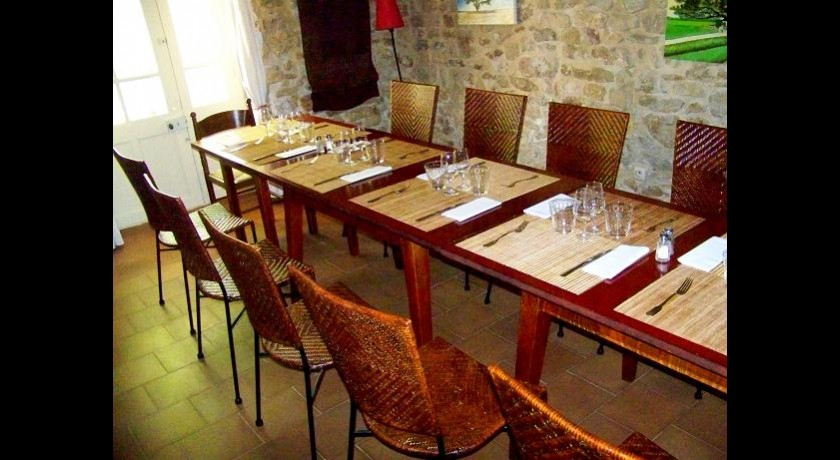 Restaurant La Table De Marine  Ef Bf Bd Saint Michel D Euzet