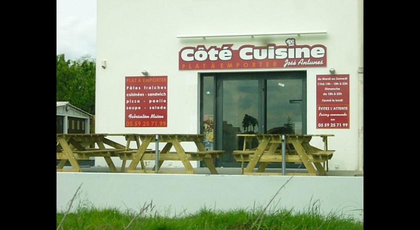 restaurant cot cuisine bayonne. Black Bedroom Furniture Sets. Home Design Ideas
