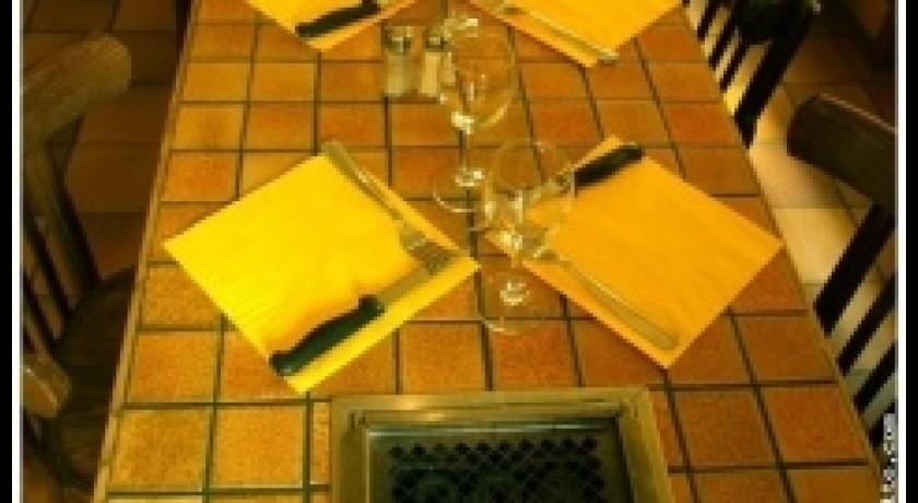 Restaurant Le Brasier Paris
