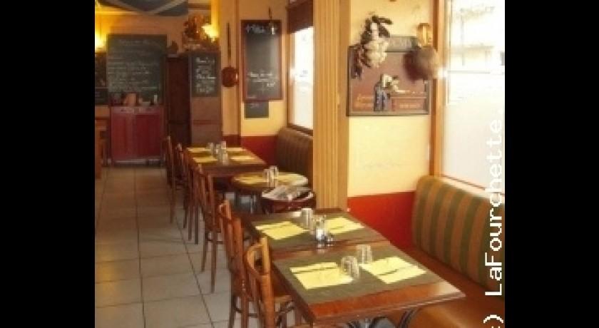 Restaurant La Piscine Saint Louis Paris