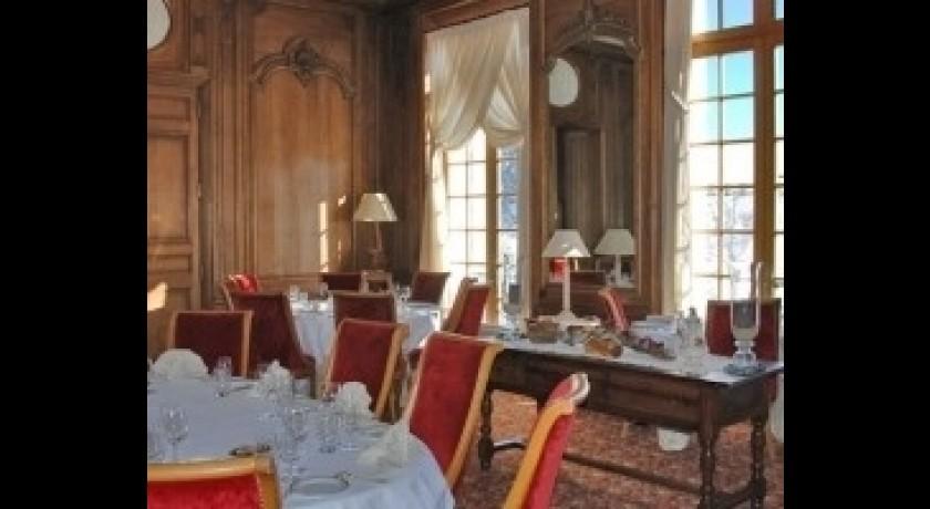 Restaurant Chateaux Des Avenieres Cruseilles