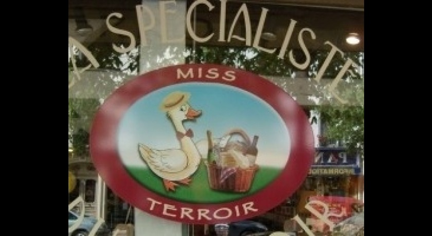 Restaurant Miss Terroir Paris