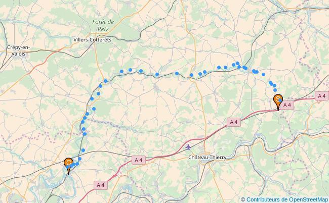 plan L'Ourcq