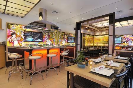 Restaurant japonais nice le fuji nice restaurant japonais - Restaurant japonais cuisine devant vous ...