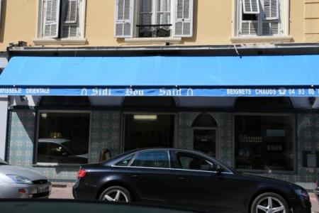 P tisseries orientales et salon de th nice p tisserie for Salon de the nice