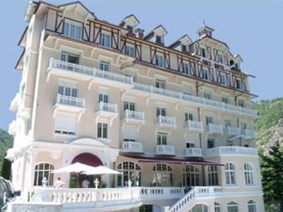 S jour bien tre et ressourcement et minceur au golf h tel for Hotel axe les bains