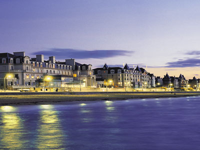 Grand Hotel Des Thermes St Malo