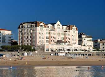 Grand Hotel De St Jean De Luz