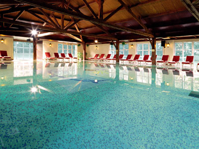 D tente massage et spa h tel mercure le touquet for Hotel touquet avec piscine