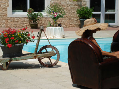 S jour d tente et relaxation h tel et spa plaisir ile de r for Spa piscine ile de france