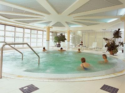 Balnéothérapie et soins bien être, Hôtel Thermalia, Vichy Vichy