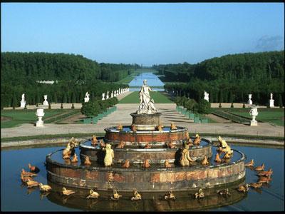 Domaine national de versailles versailles for Versailles jardin gratuit
