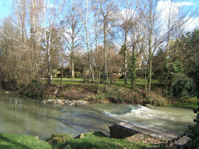 Jardin anglais vesoul for Jardin anglais rambouillet