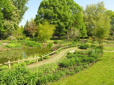 Jardin botanique de la ville de metz montigny les metz for Jardin fabert metz