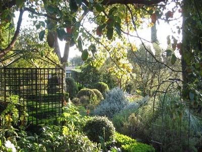 Jardin de la ch vre d 39 or biot - Jardin d hiver de la berteliere ...