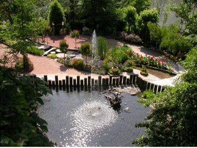 Jardin des fontaines p trifiantes la sone - Le jardin des fontaines petrifiantes ...