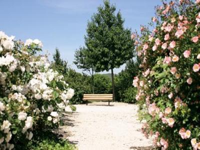 Jardin des quatre saisons graveson for Jardin 4 saisons