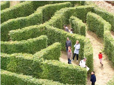 jardin fantastique saint maur