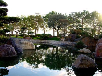 Jardin japonais de monaco monaco for Jardin japonais monaco